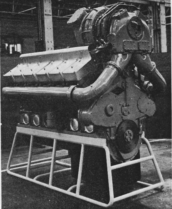 D600 NBL-MAN Engine