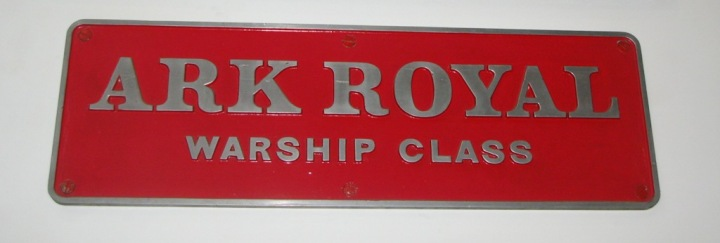 NRM_D601_Ark_Royal_nameplate