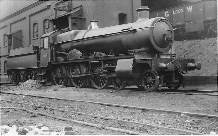 Saint Martin - Green Folder GWR 63