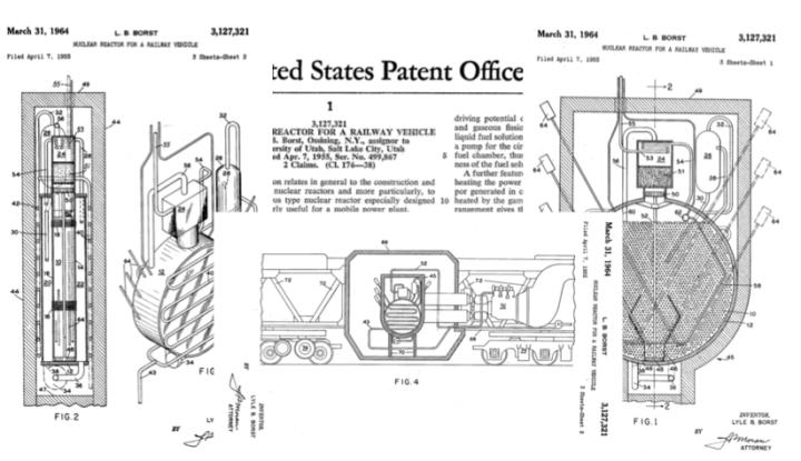 X-12 Patent Details