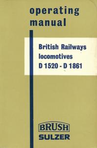 Brush Type 4 Manual Cover