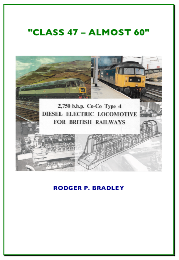 Class 47 Cover